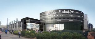Galeria Mokotów już wkrótce z nową elewacją! Remont rozpocznie się już za kilka dni.